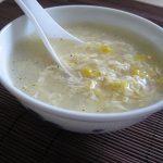 Supa chinezeasca de porumb 玉米汤
