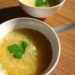 Supa chinezeasca de ou/Eggdrop soup 鸡蛋汤