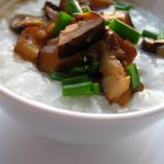 Terci de orez chinezesc 稀饭