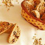 Biscotti sarati cu seminte