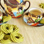 Fursecuri cu ceai verde matcha
