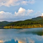 Lacul Bolboci si Crucea Caraiman
