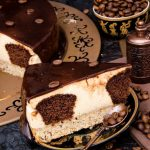Coffee cheesecake-Cheesecake cu cafea
