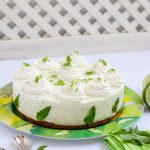 Cheesecake cu lime