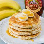 Pancakes cu ovăz