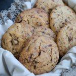 Cookies cu menta si ciocolata