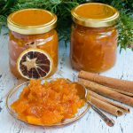 Gem de dovleac cu portocale