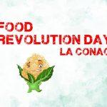 Food Revolution Day la Conac pe 20 mai, ora 10:30