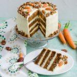 Carrot cake-Tort cu morcovi