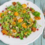 Salata de couscous cu dovleac